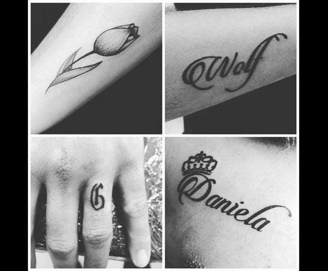 hacerse un tatuaje pequeño