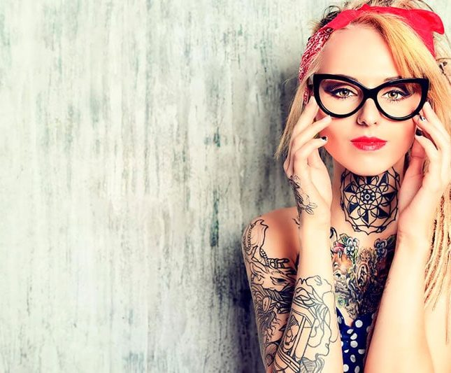 Hacerse el primer tatuaje