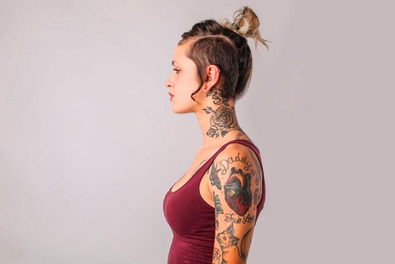 qué zona tatuarte según el diseño
