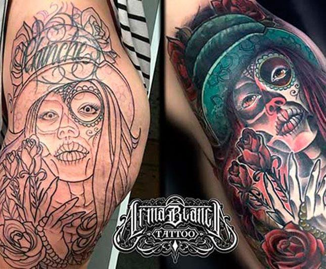 escoger un estudio de tatuajes profesional